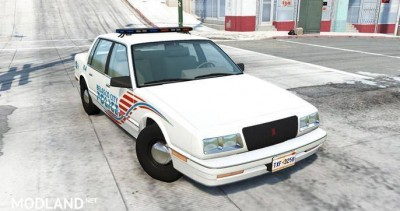 Bruckell LeGran Belasco City Police [0.11.0], 1 photo